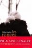 Coulon : Ronces. poésie (Prix Guillaume Apollinaire 2018)