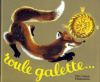 Caputo : Roule galette (Album cartonné)