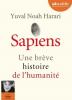 Yuval : Sapiens. Une brève histoire de l'humanité (CD audio)