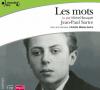 Sartre : Les mots (1 CD MP3)