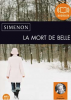 Simenon : La mort de Belle. 1 CD MP3