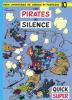 Spirou et Fantasio 10 : Les Pirates du silence
