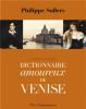 Dictionnaire amoureux de Venise illustré