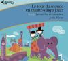 Verne : Le Tour du monde en 80 jours (2 CD audio MP3)