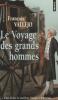 Vallejo : Le voyage des grands homes